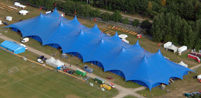 ... Big Top Tent At Womad Festival. Images Reveal Tory Glastonbury In Excruciating Detail Vox & Big Tent Festival - Best Tent 2018