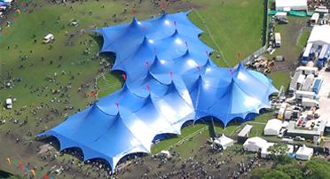 The 16-Pole Concert Tent